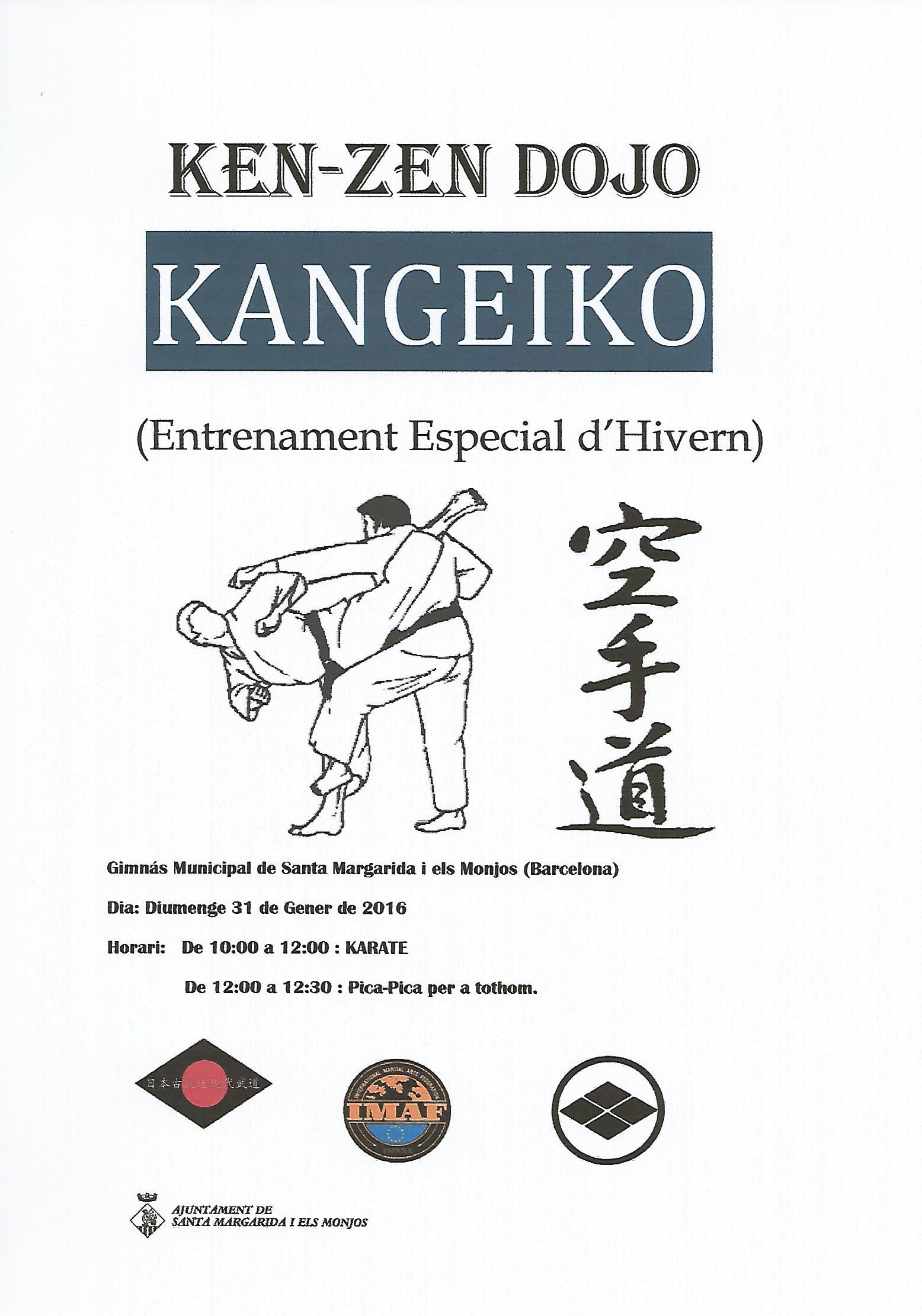 Cartel Kangeiko 31.01.16
