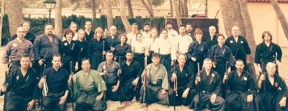 Grupo zen nihon Batto do